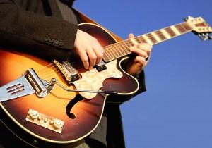 Gitarren Musik